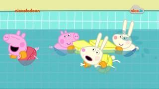 Peppa Big S02E20 Zwemmen