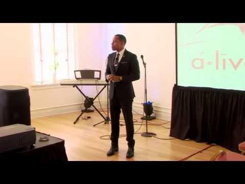 Hill Harper Speaks at Alive Church