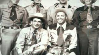 Ken Curtis And The Sons Of Pioneers - What Makes A Man To Wander