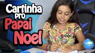 CARTINHA DO PAPAI NOEL