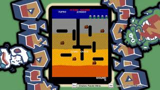 1001 Video Games - Episode 22 - Dig Dug & Mr. Do!