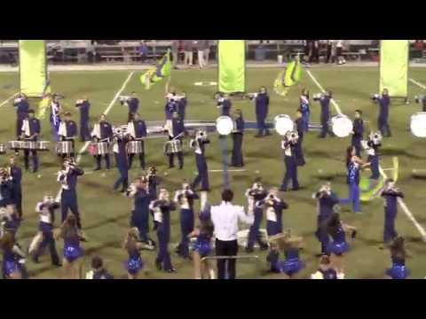 Arab High School Marching Band 2014