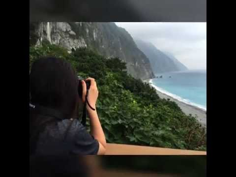 Taiwan Tourism: Taroko Gorge Tour (2015 May.)