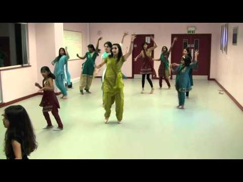 Chanke Mohalla - Action Replay - http://www.bollywooddance.org.uk- Chhan ke mohalla