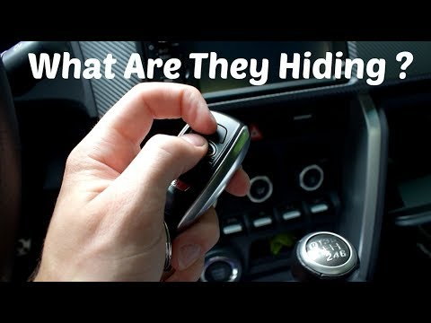 What They Don't Want You To Know... BRZ/FRS HIDDEN FEATURES !