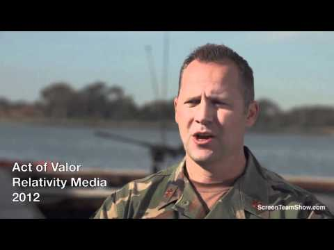 Lieutenant Rorke HD Interview - Act of Valor