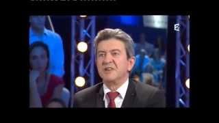 Jean-Luc Mélenchon - On n'est pas couché 17 septembre 2011 #ONPC