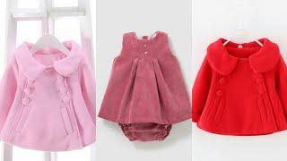 baby girl winter dress designs  2018/ by kushi maqbool ideas