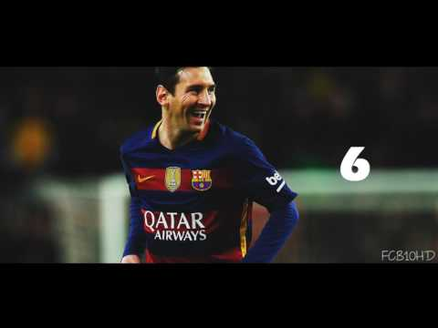 Lionel Messi ? Top 10 Goals / Top 10 Goles (HD)