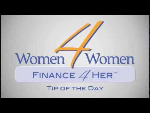 Finance 4 Her Tip of the Day - Receipts