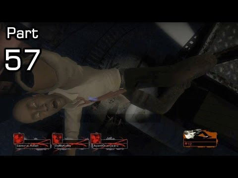 Left 4 Dead 2 Versus: Funny/Fail/Win Moments - Part 57 - Free Falling