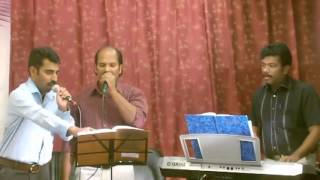 Avan - Padume Njan Avan Nallavane   Malayalam Christian Song - Sharon Fellowship Church Kuwait