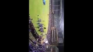 Mumbai Indian IPL victory celebration at wankhede stadium
