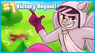 The MOST CLUTCH IMPULSE GRENADE EVER in Fortnite: Battle Royale! (Fortnite Funny Moments)