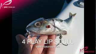 Lip Scull de Savage Gear: Pesca a spinning y curricán con cebo muerto