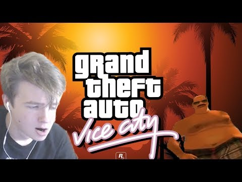 Jeens - Grand Theft Auto: Vice City! Начало! Насилие! Убийства! Маты!