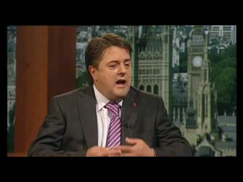 Andrew Marr Interviews Nick Griffin