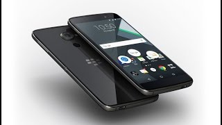 Обзор BlackBerry DTEK60
