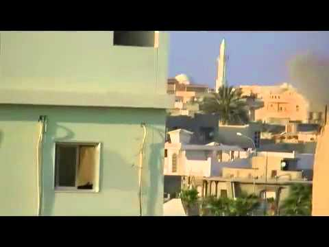 Libya : NATO Protection, bombing everywhere