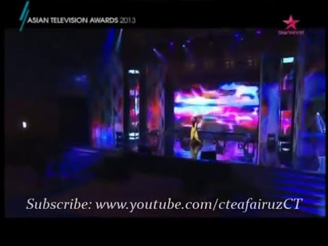Siti Nurhaliza On The Floor Live at Asian Television Awards 2013