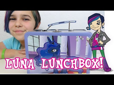 My Little Pony – MLP Lunchbox Tin – Princess Luna/Nightmare Moon!