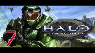 Прохождение Halo: Combat Evolved: Часть 7 - Библиотека