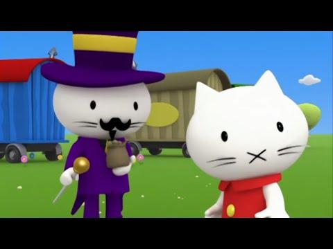 Мультик для самых маленьких - Котёнок МУСТИ - Обезьянка Бонго