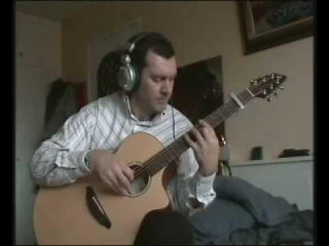 El Testament d'Amelia (Miguel Llobet) Baritone guitar