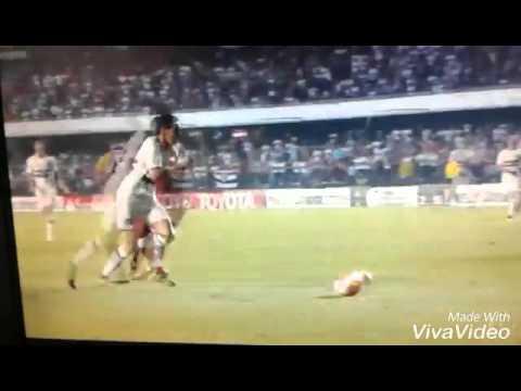 Paulo Henrique Ganso Humilha com Chapeu São Paulo 2 x 1 River Plate no Morumbi @PH10 #ElMaestro
