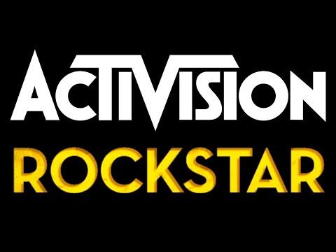 Activision Quer Comprar Rockstar NÃo Por Favor NÃo video