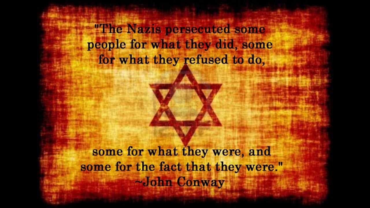 how were the jews persecuted by Why are jews persecuted commentary if they were indeed god's chosen i thought, they had to be the unluckiest people in the history of the world.