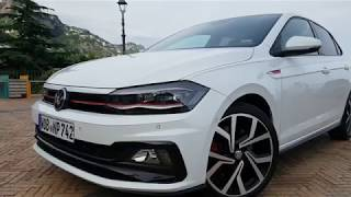 2018 Volkswagen Polo GTI 2.0 TSI 200CV pov test drive