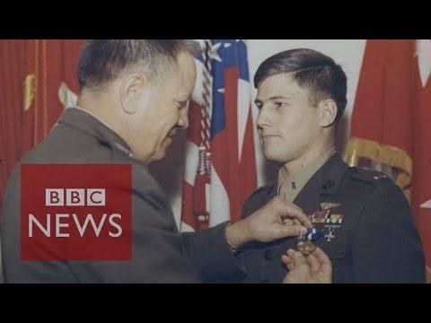 What makes a hero? BBC News