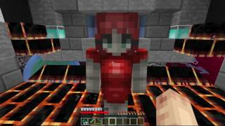 """FNAF World Five Nights in Anime - """"FUNTIME FOXY'S MACHINE"""" (Minecraft Roleplay) Night 38"""