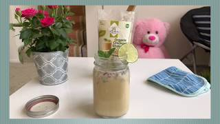 Vegan Protein drink for Summer | Sattu Drink