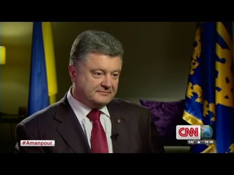 Poroshenko: Ready for peace deal