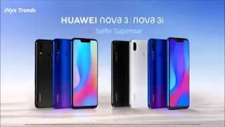 Huawei Nova3i Philippines James Reid Official Ambassador