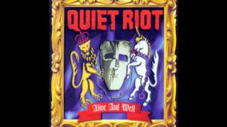 Watch Quiet Riot Sign Of The Times video