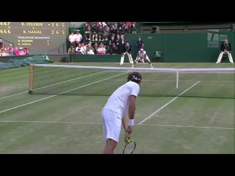 Roger Federer vs Rafael Nadal - Tie-Break to Remember