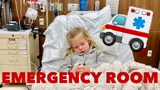 Taking SCARLETT To The EMERGENCY ROOM For CROUP