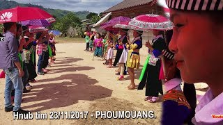 2017-18 Ncig saib hmong noj pebcaug..