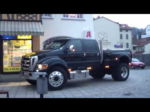 Ford F 650 @ Meiningen