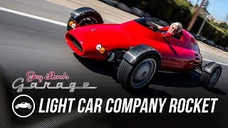 Light Car Company Rocket - Jay Leno's Garage