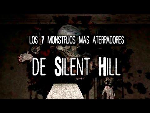 Los 7 monstruos más aterradores de Silent Hill