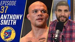 Anthony Smith didn't want to take Alexander Gustafsson fight so soon | Ariel Helwani's MMA Show