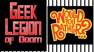 Would you Rather horror movie tag response video