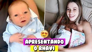 PRIMEIROS DIAS CUIDANDO DO BABY | Amanda Domenico