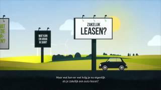 Wat is zakelijk leasen? - ProMobility