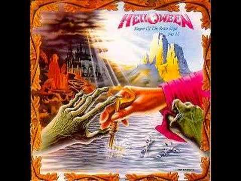 Helloween - You Always Walk Alone