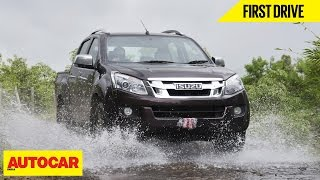 Isuzu D-Max V-Cross | First Drive | Autocar India
